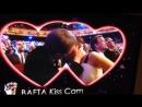 BAFTA Kiss cam