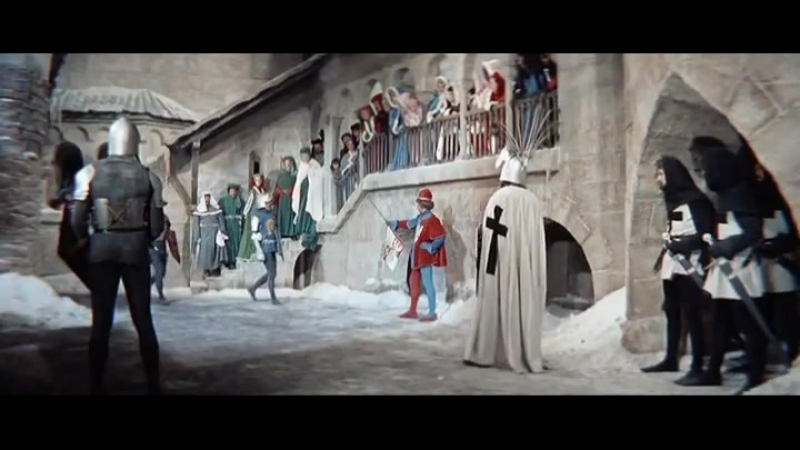 КрестоносцыThe crusaders Krzyżacy(1960)