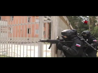Russian Special Forces. Any Mission, Any Time, Any Place. Русский спецназ