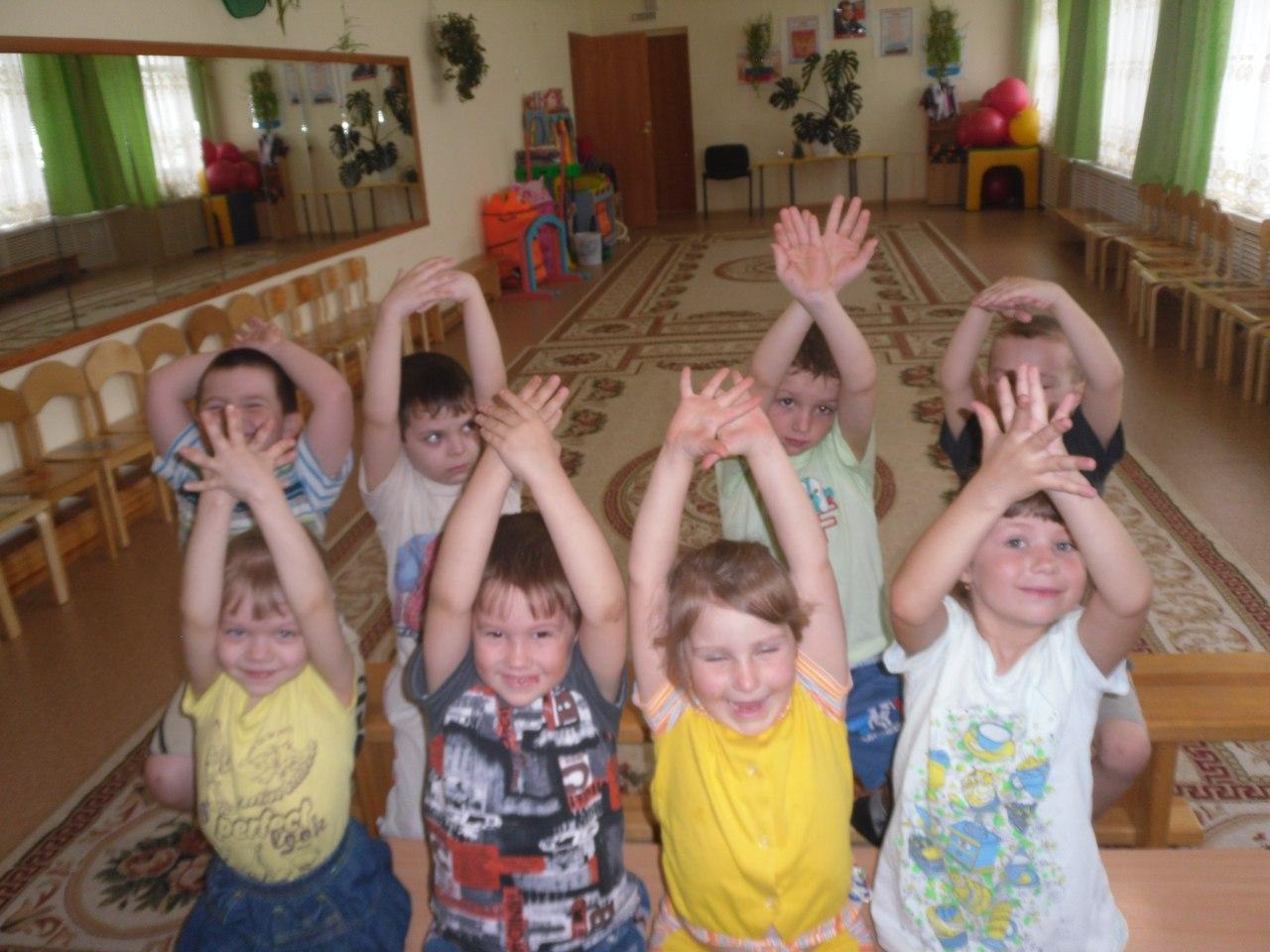 Дыхательная гимнастика у детей фото