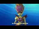 """Винкс под водой: клип по 5 сезону на песню из мультфильма """"Маленькая Русалочка"""""""