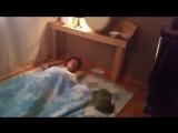 Как разбудить друга при помощи васаби