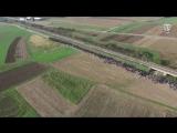 Bayern: »Wir saufen ab!« Zehntausende Migranten überrennen Europa