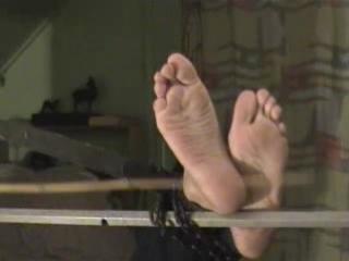 Порка ступней