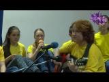 Конкурс туристской песни на Всероссийском фестивале юных краеведов-туристов Моя Россия