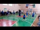 Финал соревнований по волейболу среди смешанных команд на кубок РОМО «Ассоциация молодежных землячеств РБ»