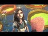 Алиса в стране кошмаров (свой трейлер) Alice Madness Returns