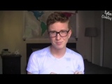 12 Ways To Tell Someone to Sit On Your Face | Tyler Oakley [русские субтитры]