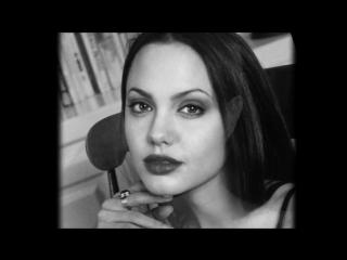 Анджелина Джоли изменение лица