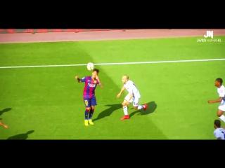 Neymar Jr ● Crazy Dribbling Skills ● 2014_2015 HD