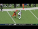 Jets Marcus Williams intercepts Browns Johnny Manziel