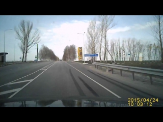 ДТП на трассе Валуйки Белгород