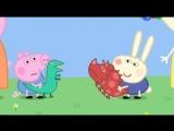 Свинка Пеппа (Peppa Pig) мультик на русском 2 сезон 5 серия - Друг Джорджа