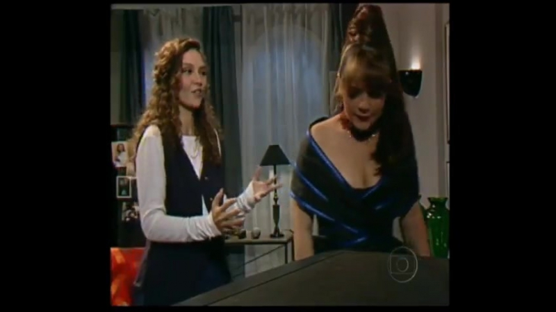 Арлетт высказывает Малу что она думает о ней, и её любви к Жилберту