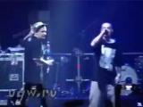 Баста и Гуф - Одинокий Самурай 2010 LIVE