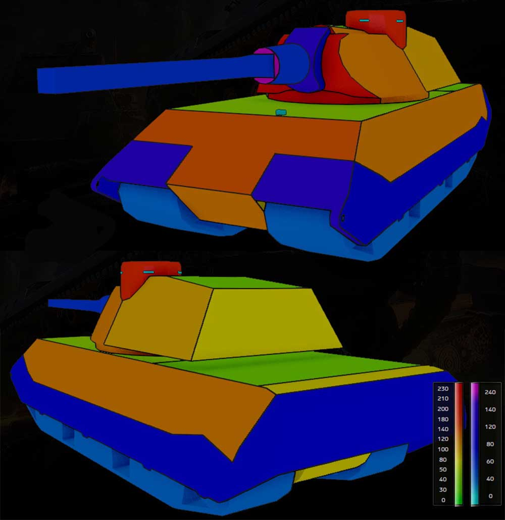 VK 100.01(P) в World of Tanks