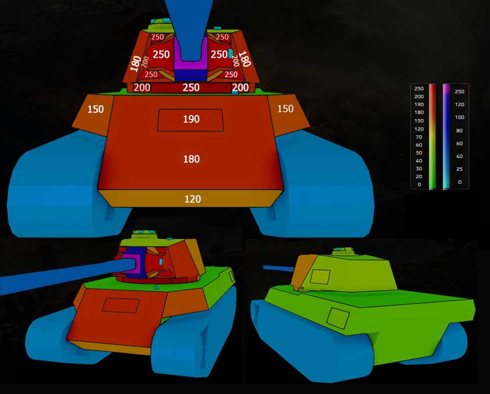 AMX M4 mle. 49 в World of Tanks