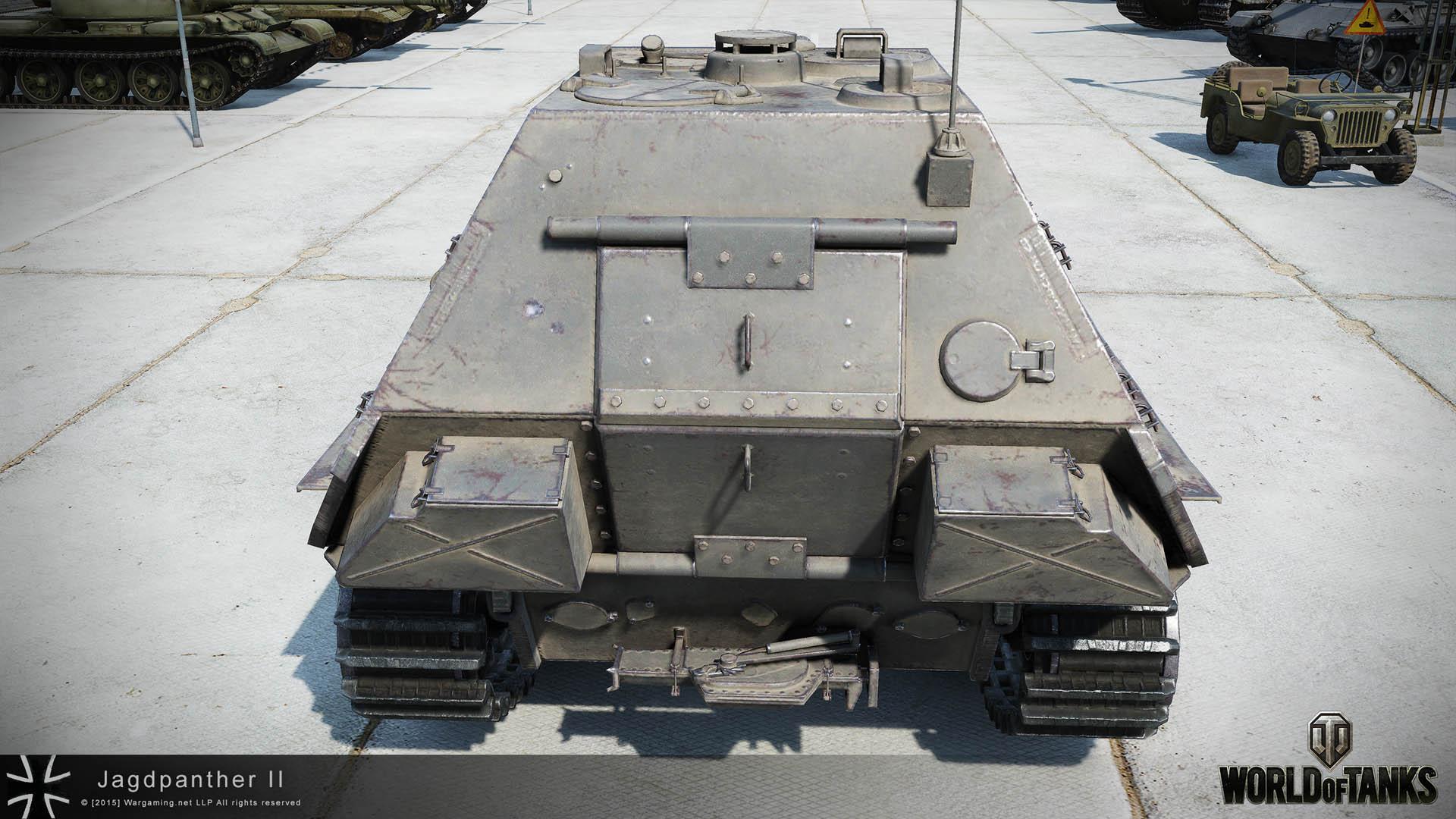 Jagdpanther II в HD качестве