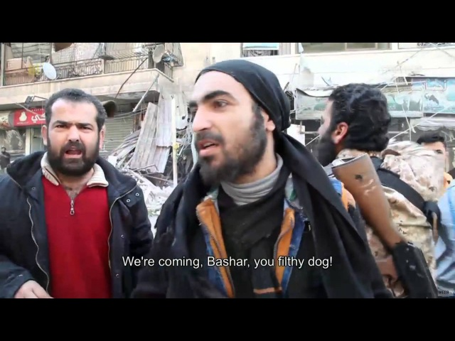 Syria - legiony świętej wojny