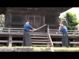 Katori Shinto Ryu - many weapons, complete flow