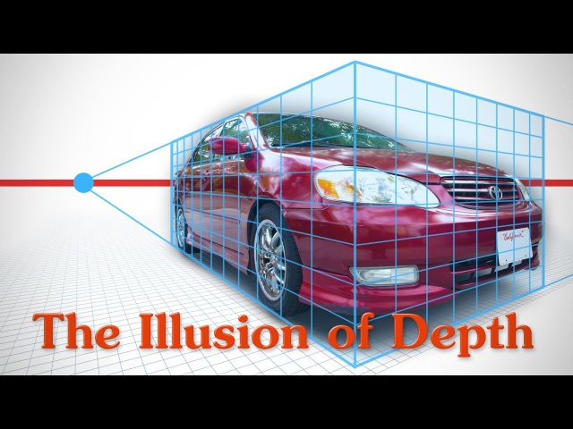 The Illusion of Depth Perspective Details and Overlapping Forms