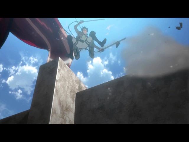 Атака Титанов (Вторжение Гигантов) (Attack on Titan | Shingeki no Kyojin) - трейлер [ KANSAI ]