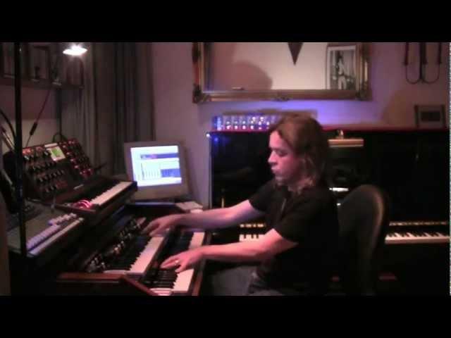 Hammond Organ Moog Solo