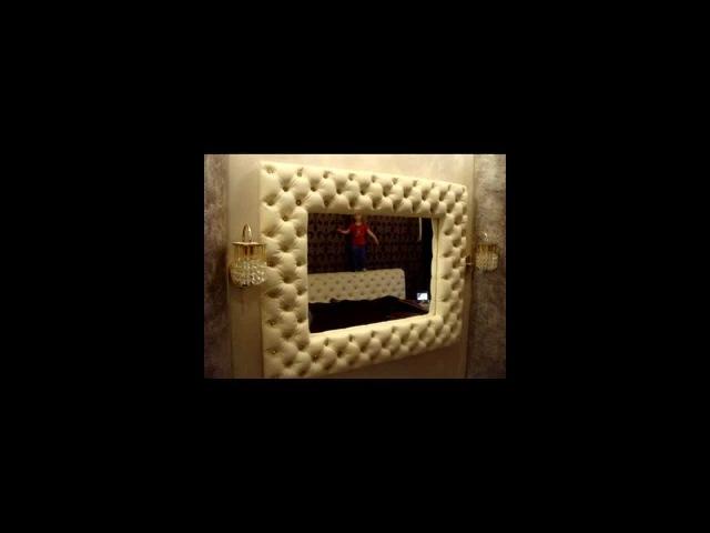 Каретная стяжка на корпусной мебели