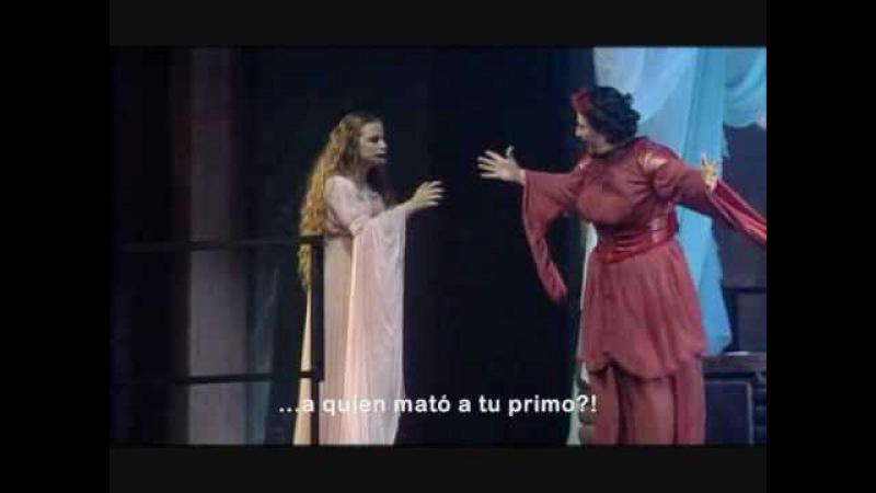 Roméo et Juliette 26 Demain (Mañana)