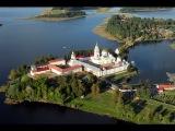 Нило-Столобенская пустынь  Nilov Monastery on Stolbnyi Island