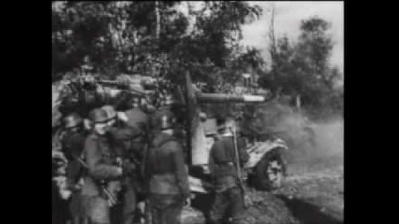 The FlaK 88 of the Wehrmacht