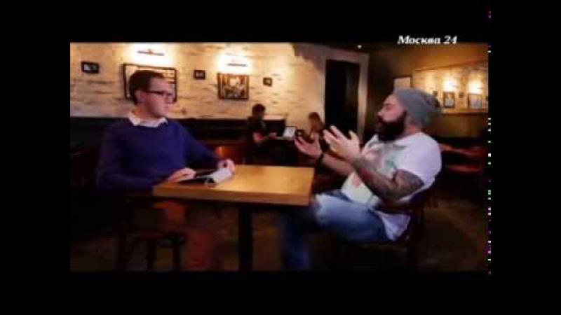За обедом: Ресторатор Дмитрий Левицкий - об официантах и ланчеедах