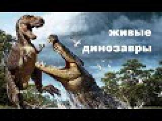 Живой динозавр снят на видео. Лохнесское чудовище отдыхает!