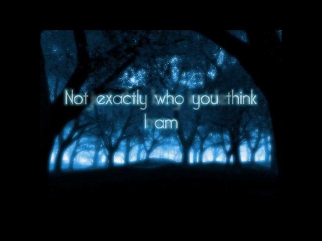 Be Somebody - Thousand Foot Krutch (Lyrics)