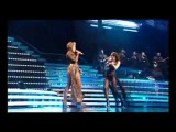 Kylie Minogue Feat. Dannii and Bono- Kids Showgirl Homecoming Tour