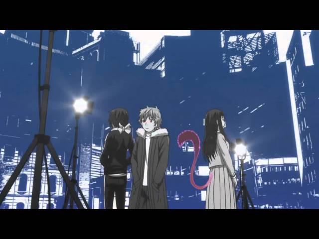 Noragami ノラガミ OP Opening 「Goya no Machiawase」