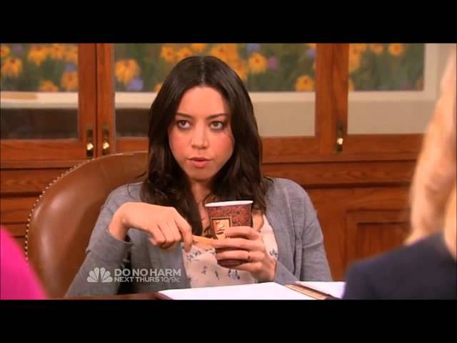 Parks and Recreation - men are better than women