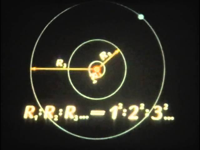Природа линейчатых спектров атома водорода по Бору 1976
