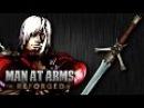Меч Данте (Мятежник) - Оружейный Мастер