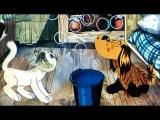 Как Кошечка и Собачка Мыли Пол (1977) - советские мультфильмы для детей