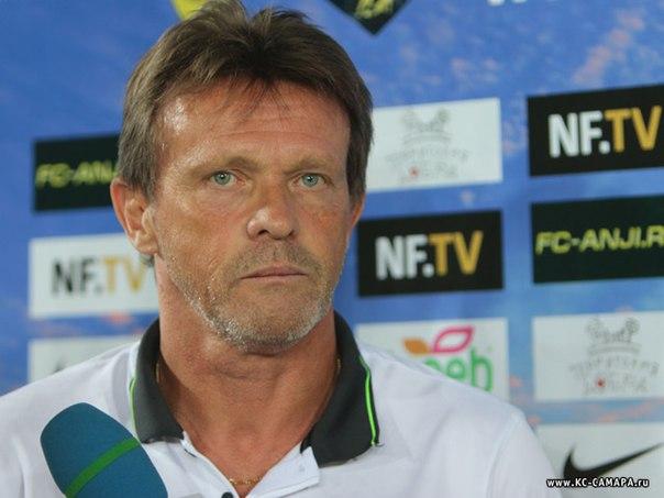 Франк Веркаутерен: я недоволен реализацией моментов, а сам забивать голы не могу