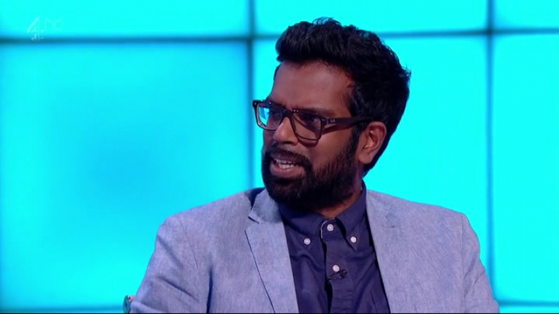 8 Out of 10 Cats 18x02 - Henry Winkler, Henning Wehn, Romesh Ranganathan, Rebecca Adlington