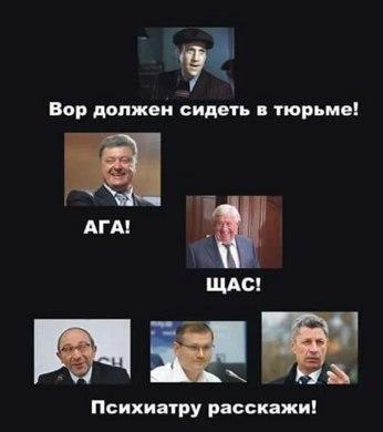 Шокин ни одного шага не делал без ведома президента. Но Порошенко утверждает, что мое увольнение с ним не согласовано, - Сакварелидзе - Цензор.НЕТ 1151