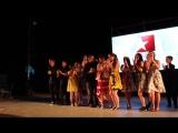 STROMAE -AVE CESARIA- (LIVE, dance show,Харьков) [Версия Вконтакте Для телефонов,смартофонов и планшетов]