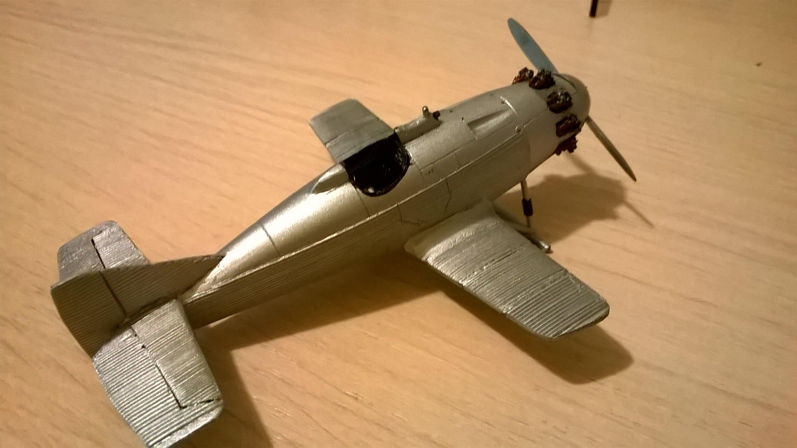 И-4 1/72 (Звезда) MzciSp7Ti9Y