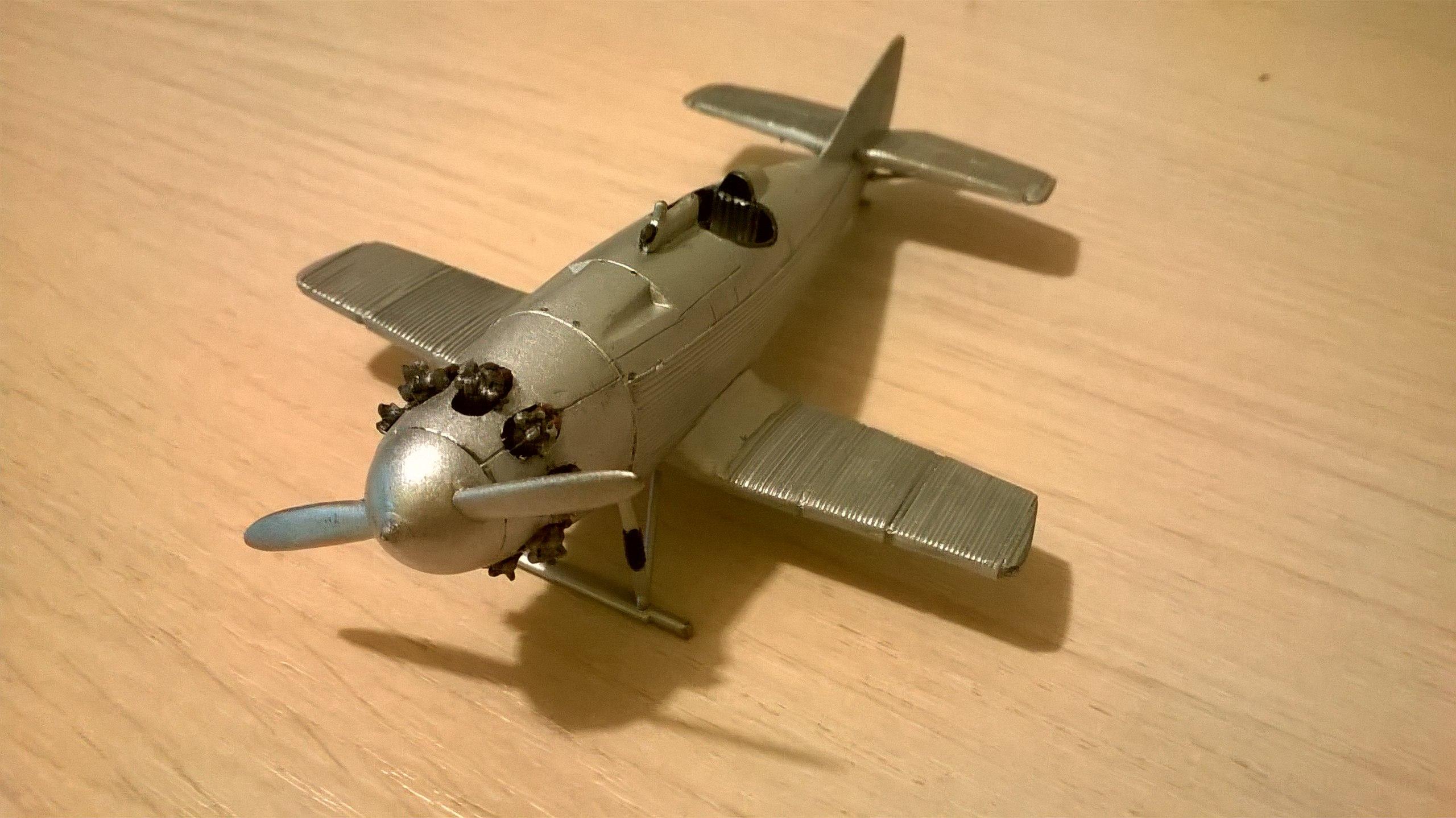 И-4 1/72 (Звезда) Cpo9h3Njvg0