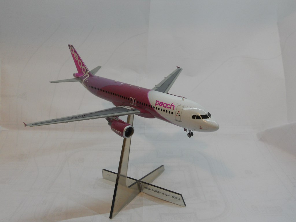 Airbus A-320 1/200 (Hasegawa) 7g1zbBhuHlE