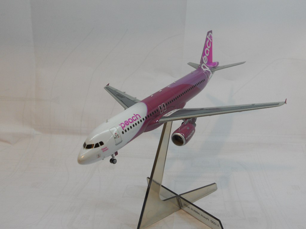 Airbus A-320 1/200 (Hasegawa) SvvaUOeBb1M