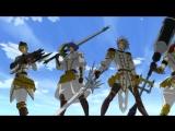 Ixion Saga DT / Иксион Сага Другое Измерение 24 серия (Absurd & Eladiel)
