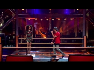 Gaia Aikman vs. Jefferson – See You Again (The Battle - The voice of Holland 2015)
